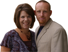 Pastor Scott and Lorie Pullum